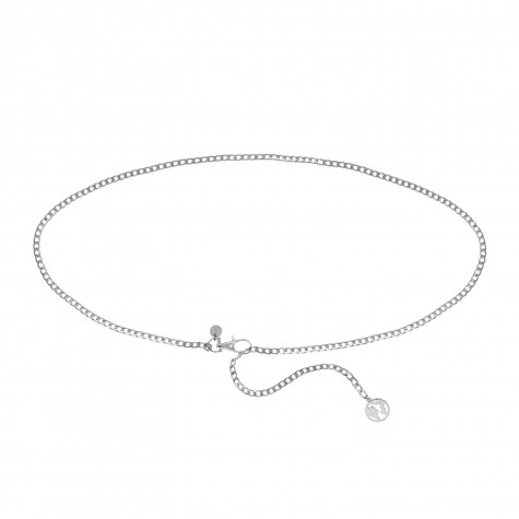 Musthave Ketting Riem Zilver