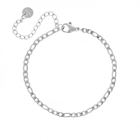 Armband minimalistisch mixed chains