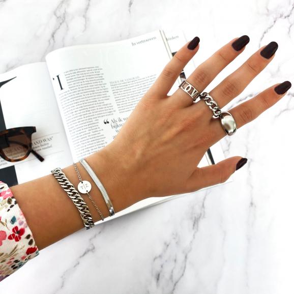 Trendy ringen voor een mooie look