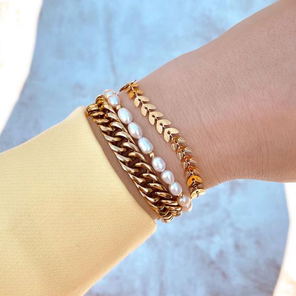 Mix van drie finaste armbanden