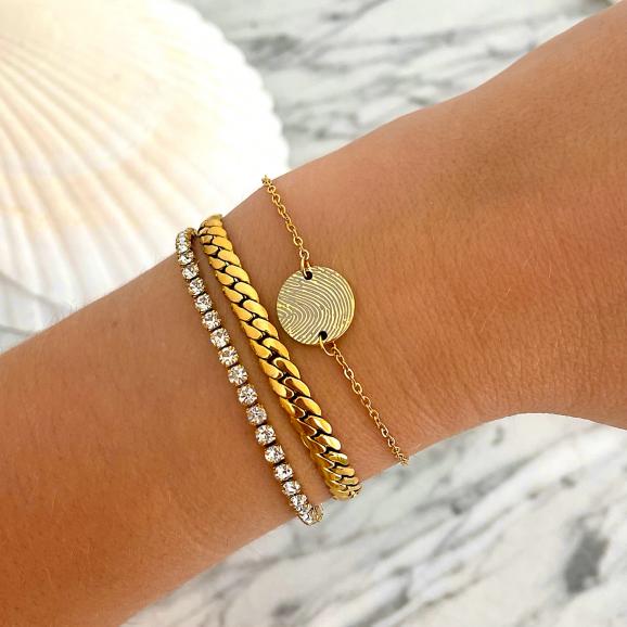 Shop de mooiste nieuwe gouden armbanden