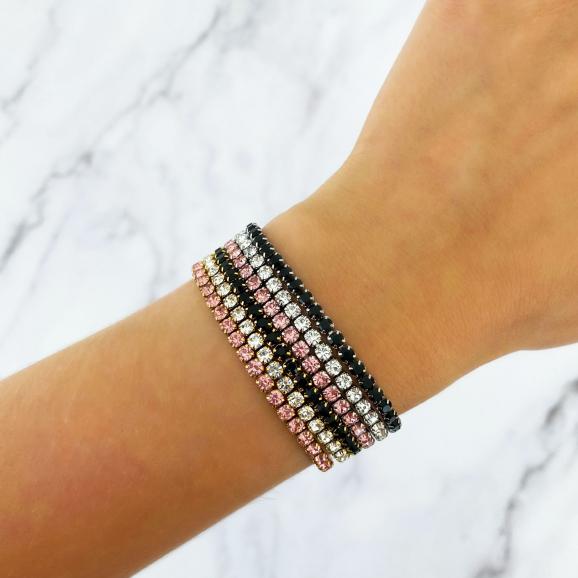 Tennis luxury armbanden