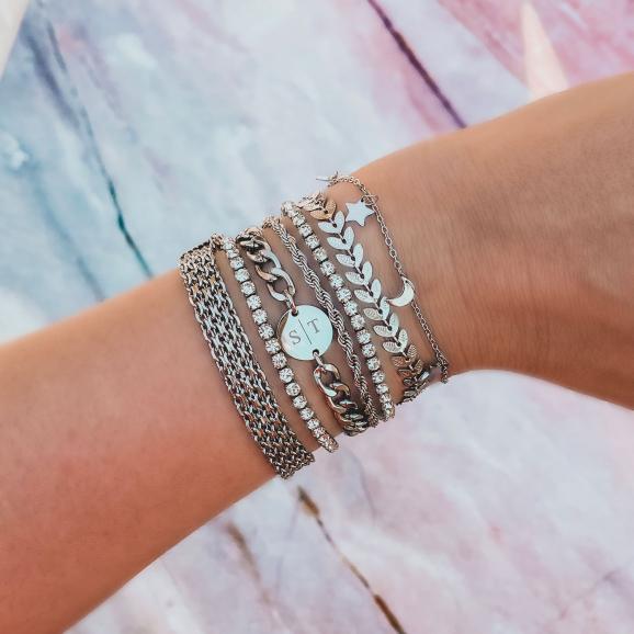 zilveren armbandjes voor trendy look