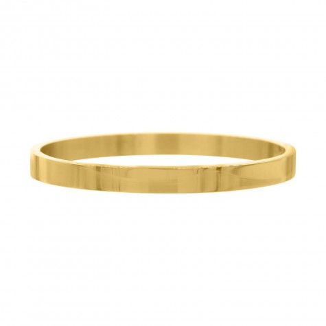 Musthave Bangle in de kleur goud van FINASTE