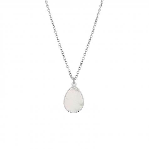 Ketting druppel pearl