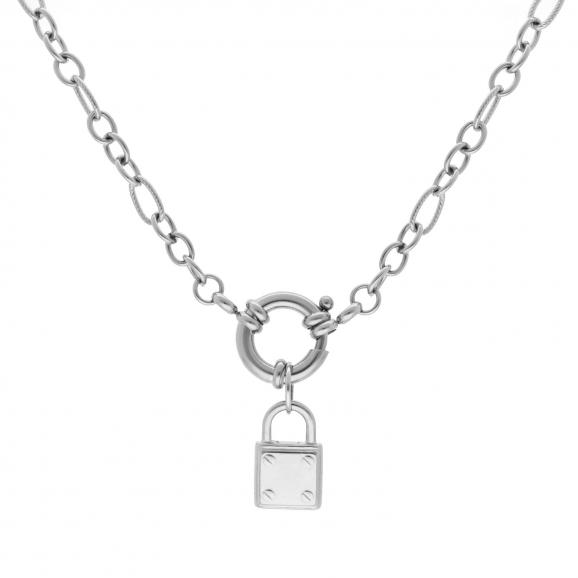 Chain ketting met slot