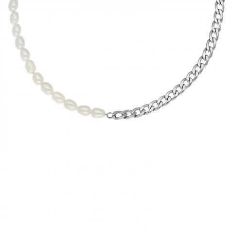 Ketting Chain & Pearl