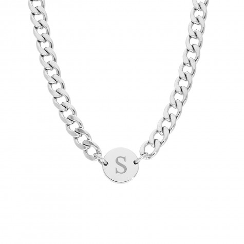Ketting chunky initial