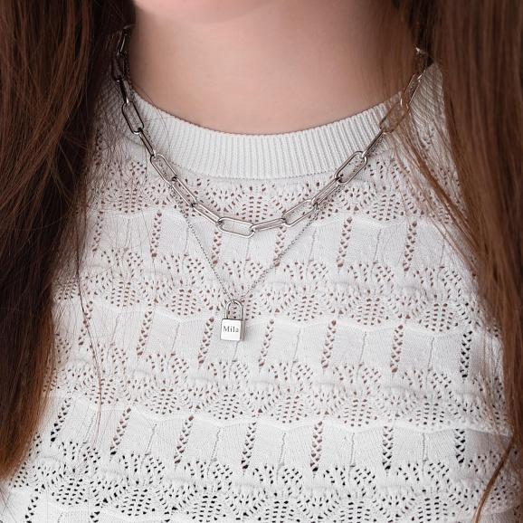 Leuke zilveren kettingen om de hals voor een complete look