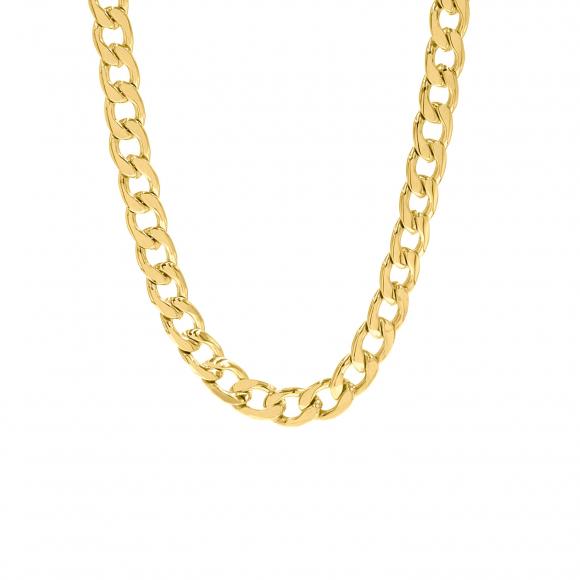 Big chain ketting goud kleurig