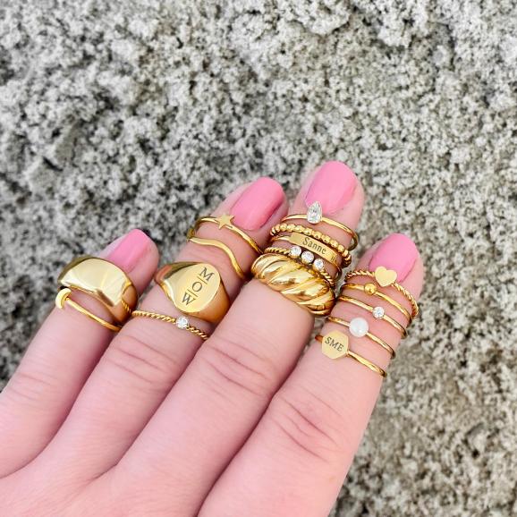 Mooie ringen voor een trendy look om te kopen