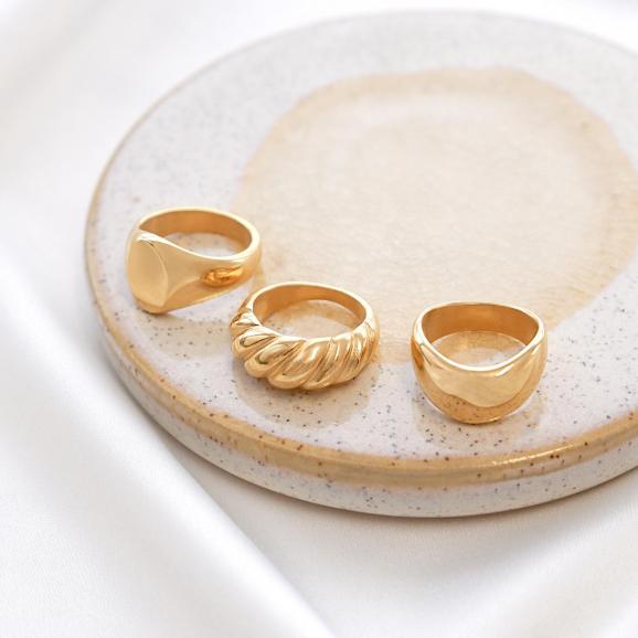 Mooie ringen voor een trendy look