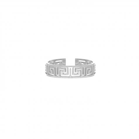 Verstelbare ring met print
