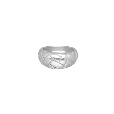 Gevlochten ring