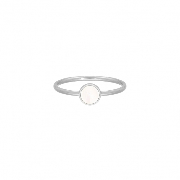 Exclusive sea shell ring