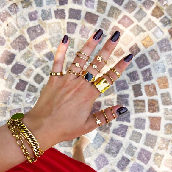 Match jouw ringen samen met onze ringen en creër jouw ringparty