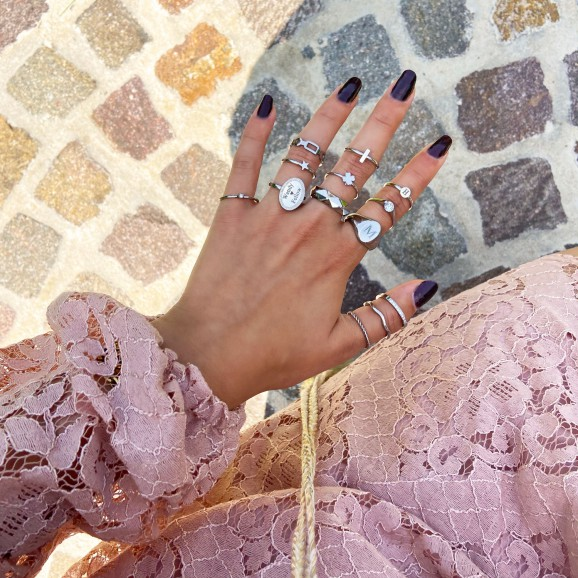 Ringen die je kan shoppen bij Finaste