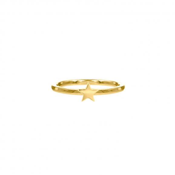 Sterretjes Ring Goud