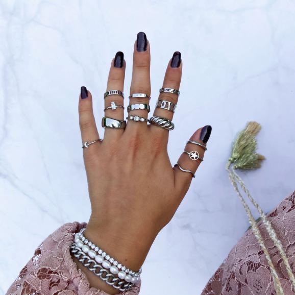 Mix en match jouw ringen met elkaar