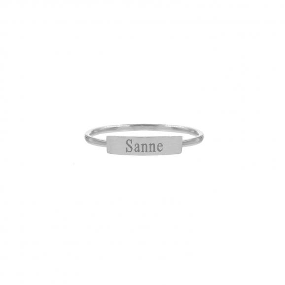 Graveerbare ring bar