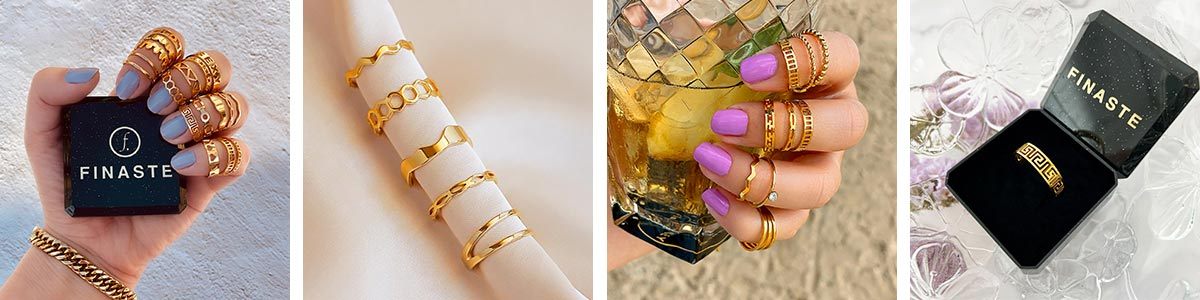 Shop de verstelbare ringen snel