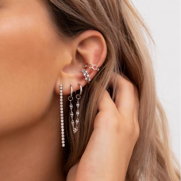 Shop de mooiste earparty in het zilver