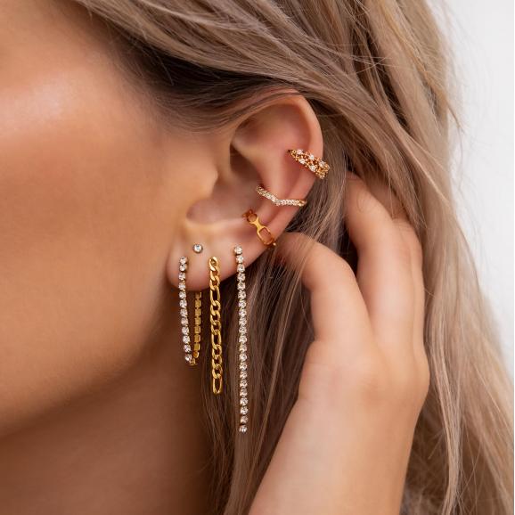 Shop de mooiste earparty in het goud