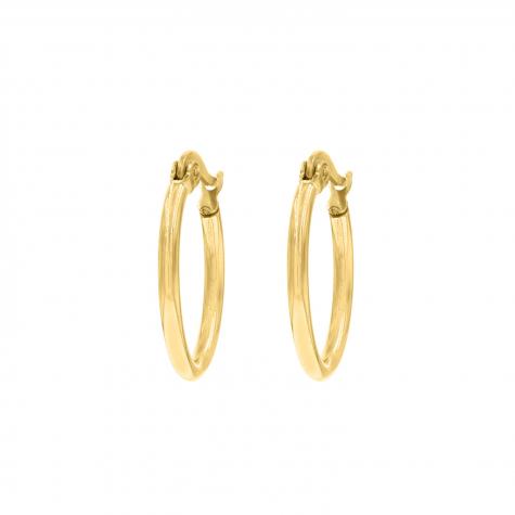 gouden oorringetjes