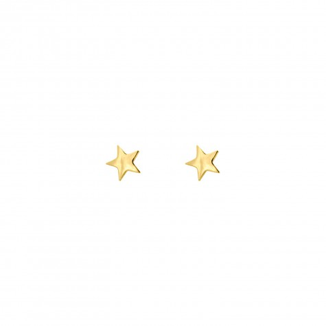 Musthave Studs met Ster Goud