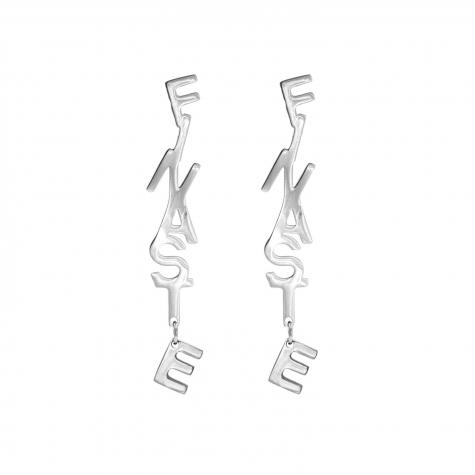 Zilveren Finaste oorbellen
