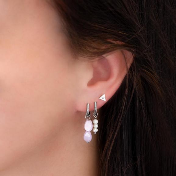 Leuke earparty in het oor voor een complete look