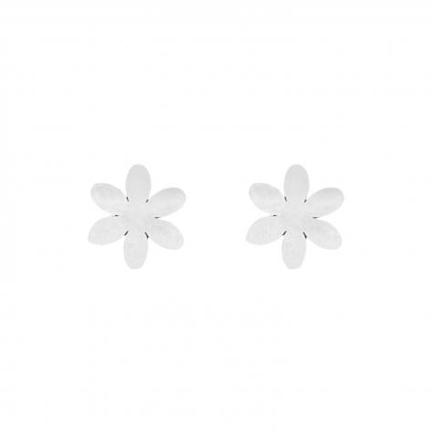 Stud oorbellen bloemetje
