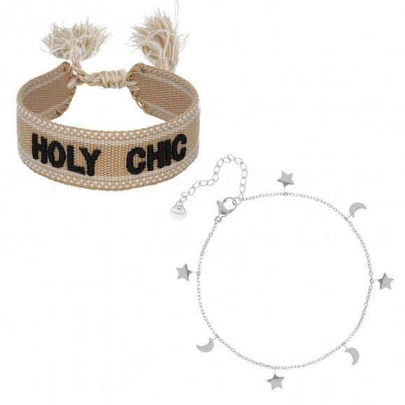 Holy chic armparty