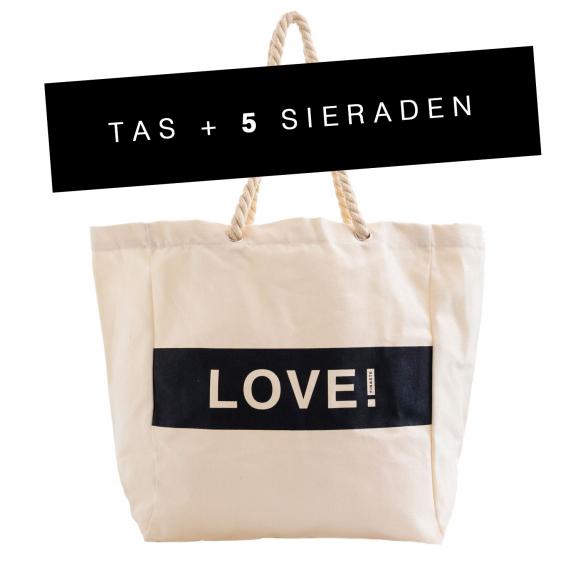Surprise Box - Love bag & Sieraden