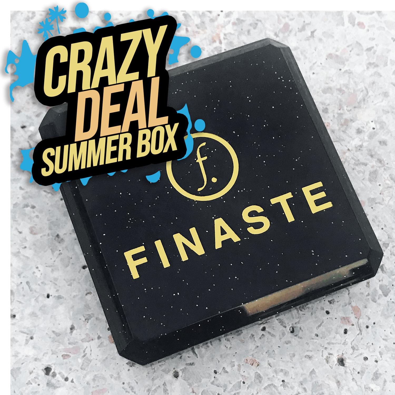 Crazy summer deal sieraden box