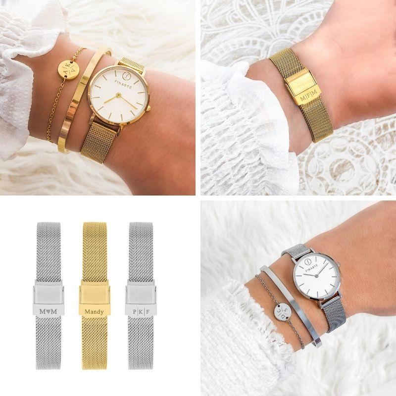 graveerbare finaste horloges