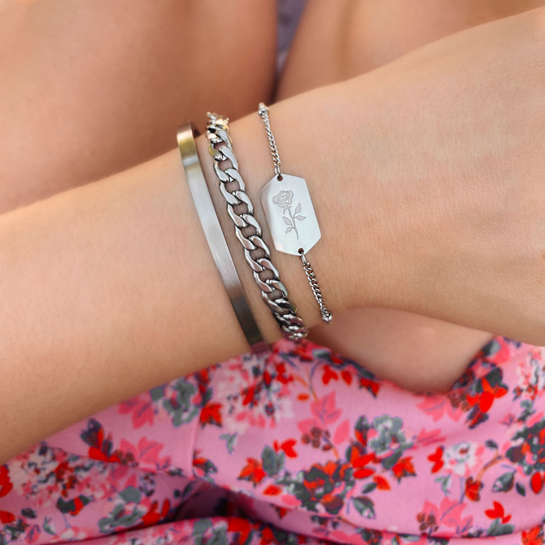 Trendy armbandjes om de pols voor een mooie look