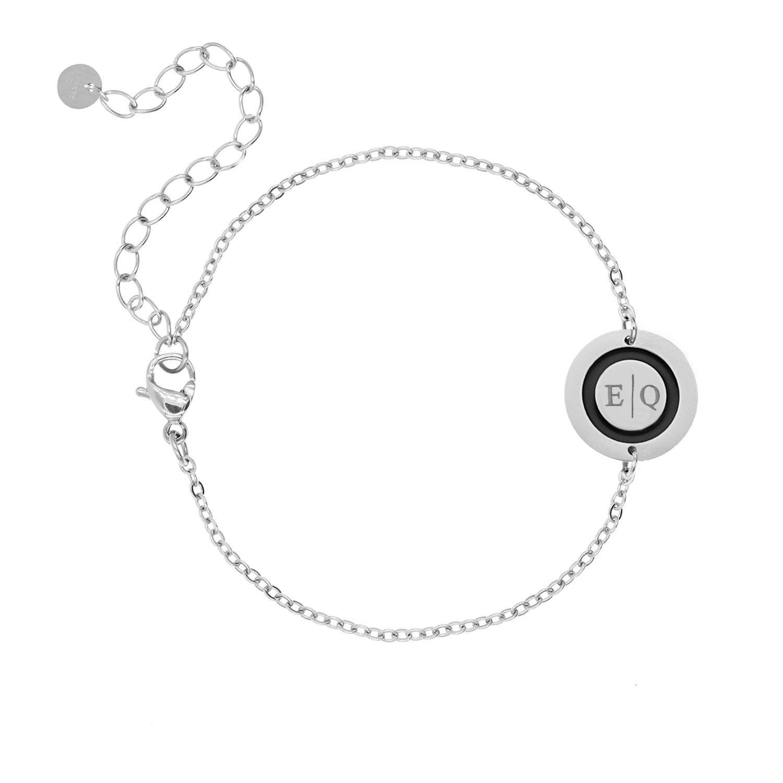 Armband 2 initialen