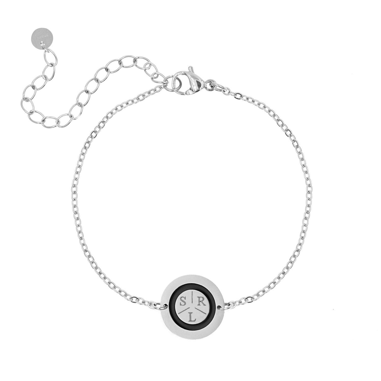 Armband 3 initialen