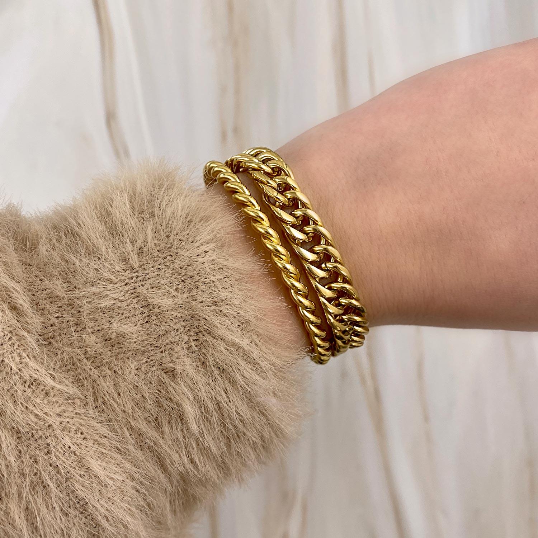 Mooie armband om te dragen voor een trendy look