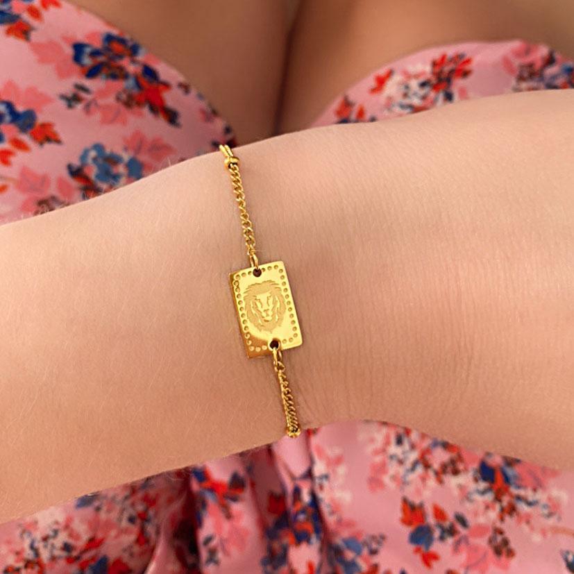 Trendy armbandje voor een complete look