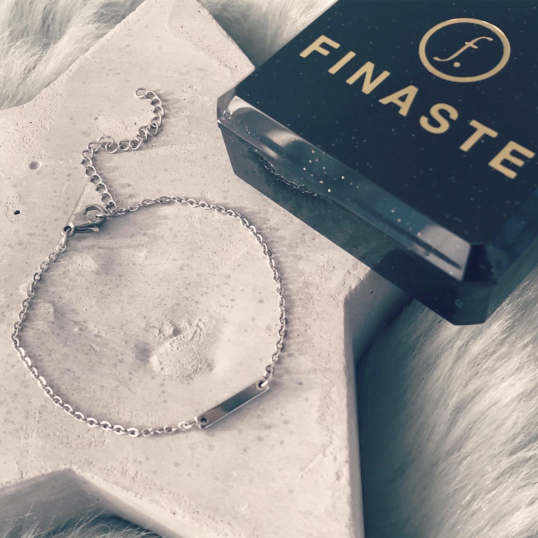 musthave bar armband van zilver finaste