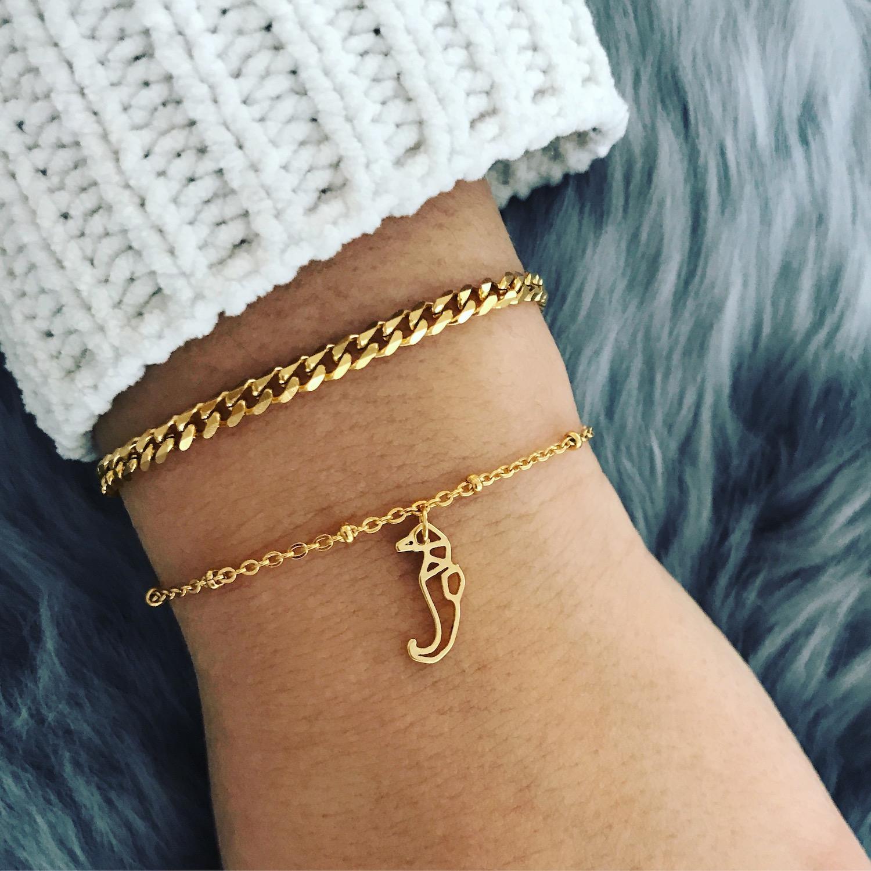 Musthave gouden armbanden van FINASTE sieraden