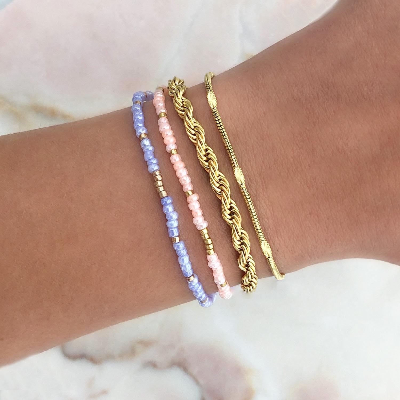 Armbandjes met kralen voor een mooie look