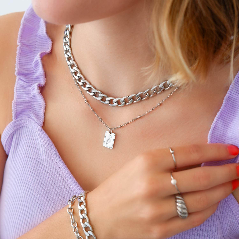 Zilveren sieraden voor een complete look om te kopen