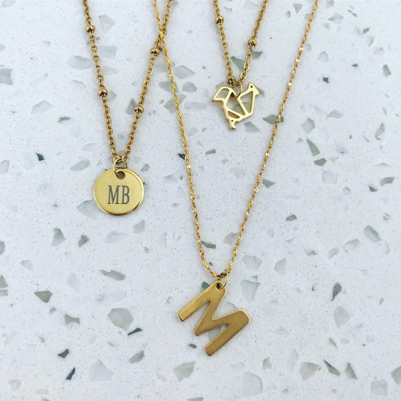 Musthave kettingen in goud voor iedere gelegenheid van FINASTE