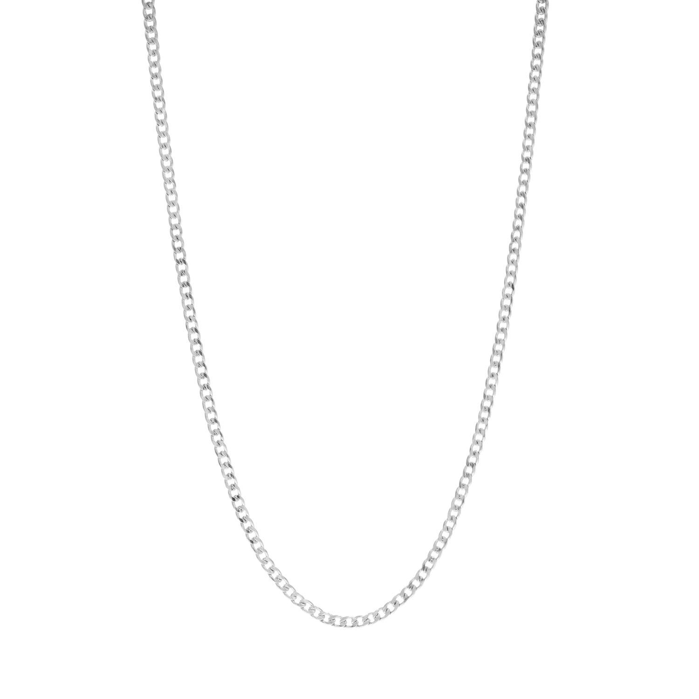zilveren finaste ketting lang