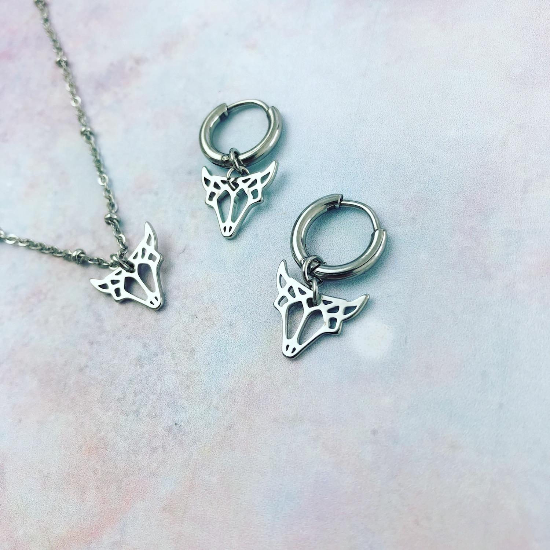 Zilveren stier sieraden van het sterrenbeeld