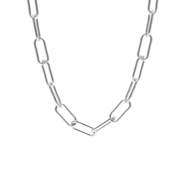 Schakelketting zilver