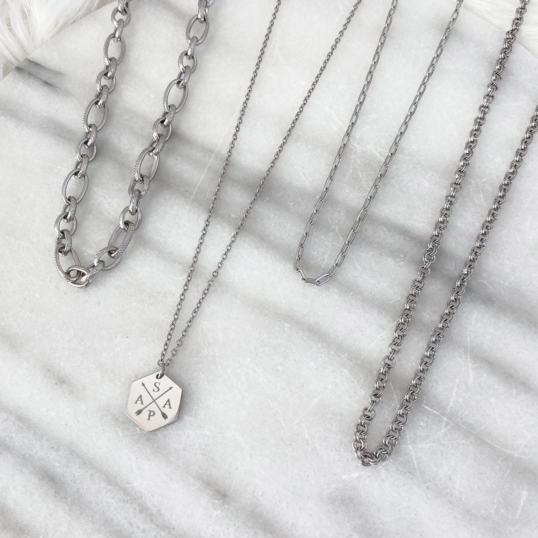 Leuke zilveren sieraden om te kopen